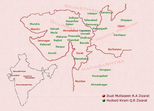 Good Luck Travels | Ziyarat Places, 27 Doat Ziyarat tours
